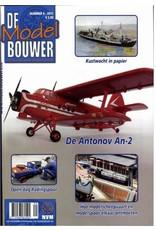 """NVM 95.11.009 Jaargang """"De Modelbouwer"""" Editie : 11.009 (PDF)"""