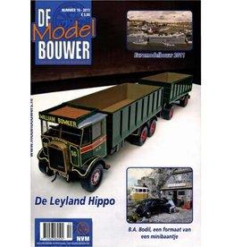 """NVM 95.11.010 Jaargang """"De Modelbouwer"""" Editie : 11.010 (PDF)"""