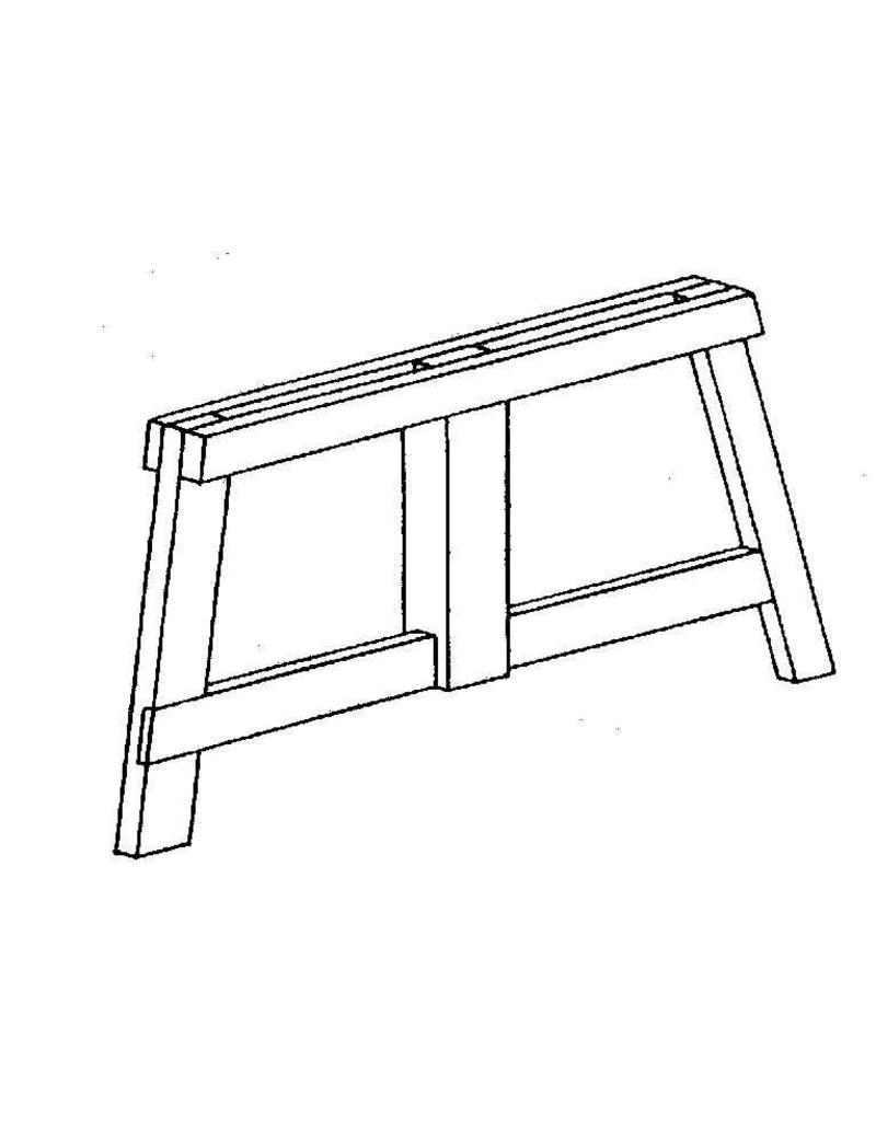 NVM 40.33.017 opklapbare tafel
