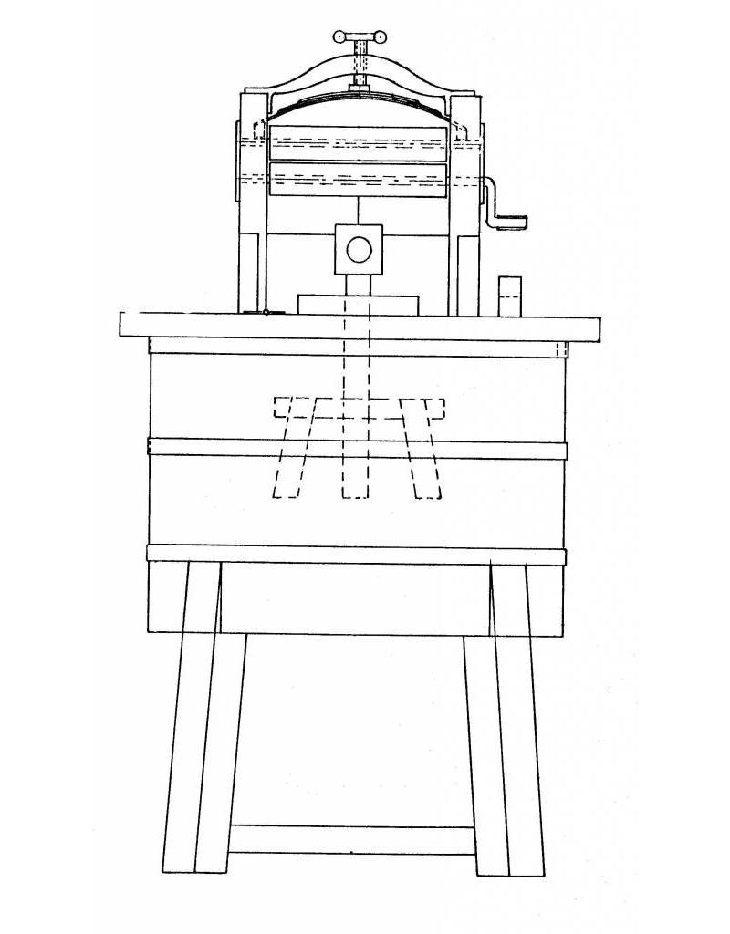 NVM 40.35.018 handwasmachine