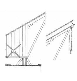 NVM 40.35.030 houten kadekraan