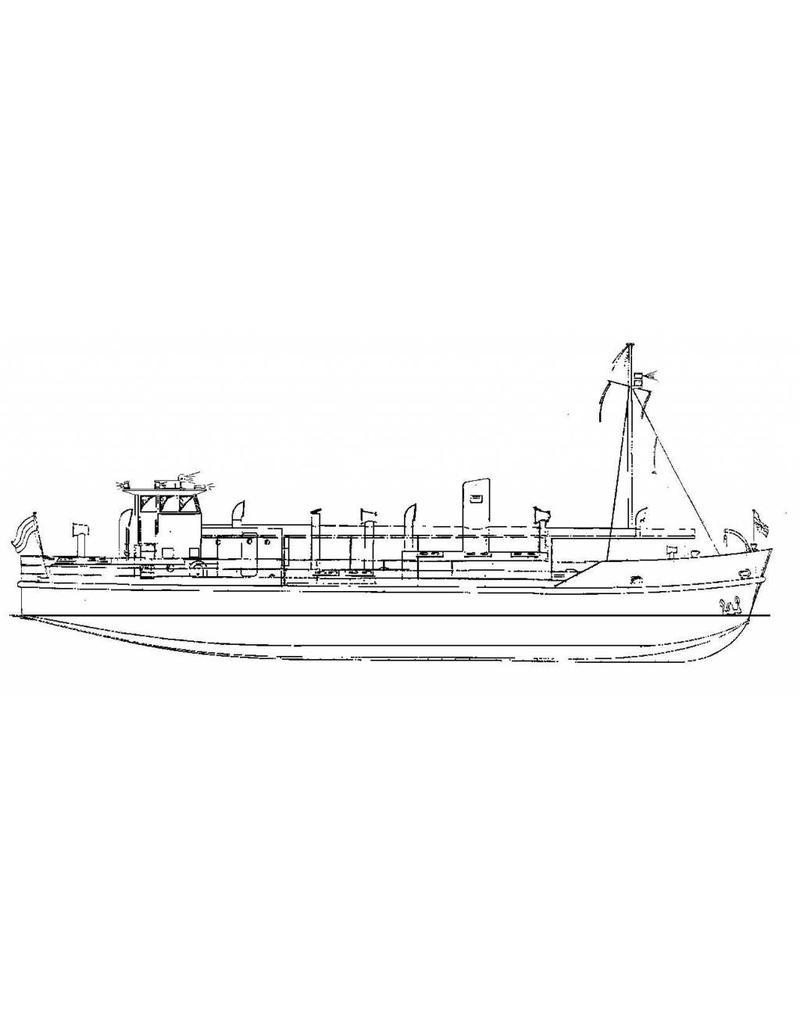 NVM 16.11.039 zelfvarende centrale voor Nederlands Nieuw-Guinea (1962)