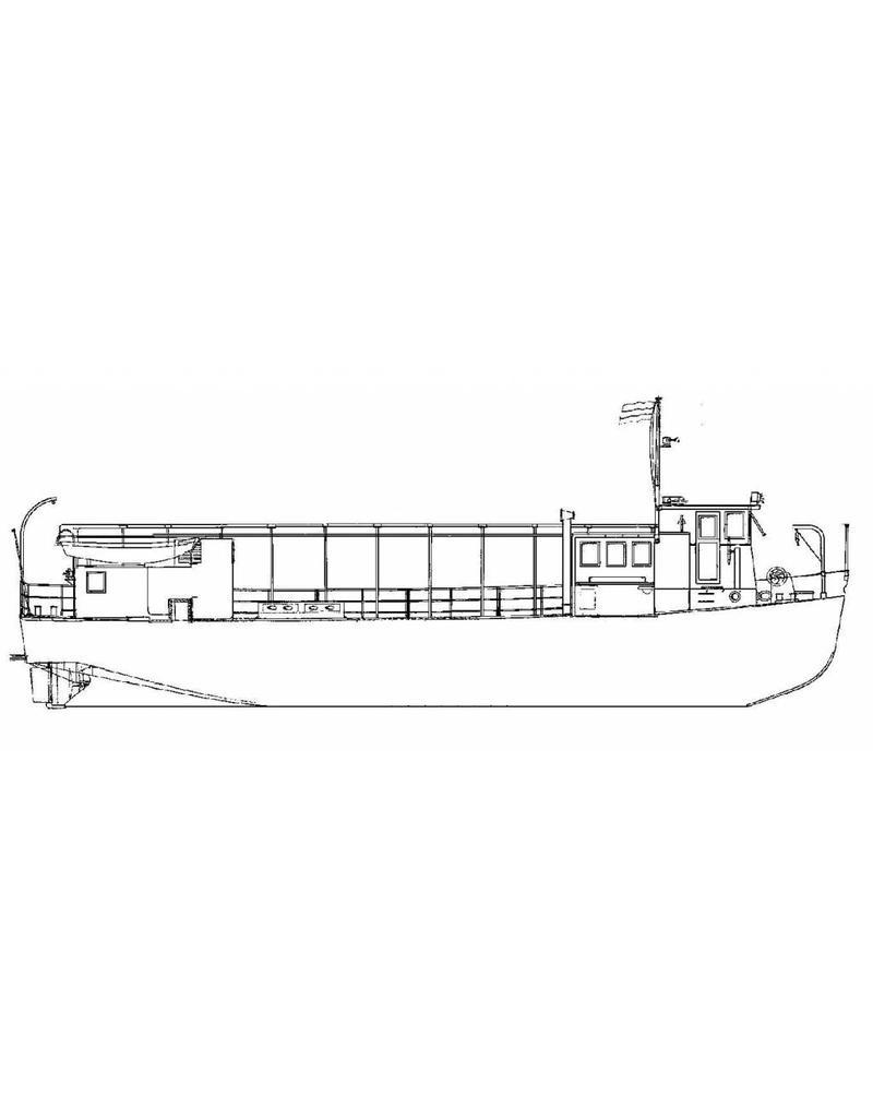NVM 16.11.040 transportvaartuig voor Suriname (1956)
