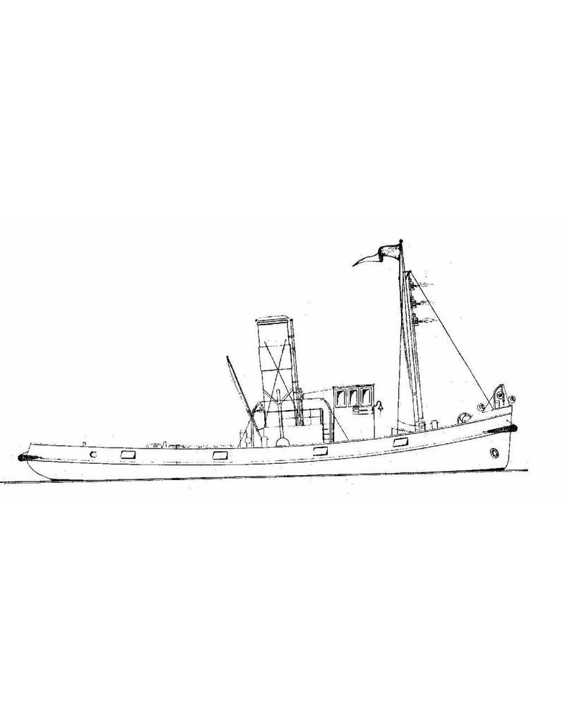 NVM 16.14.028 havenslpb ss Spitsbergen (1930) - P.Smit