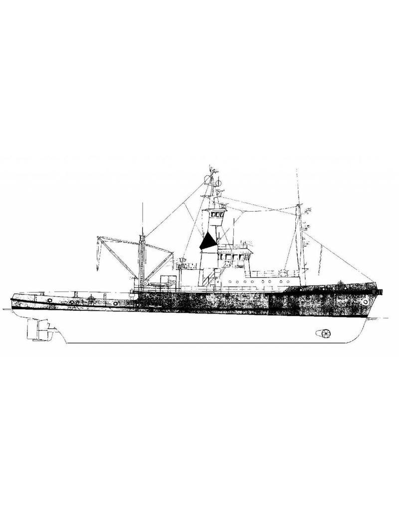 NVM 16.14.036 zeesleper ms Sirocco (1985) - ITC