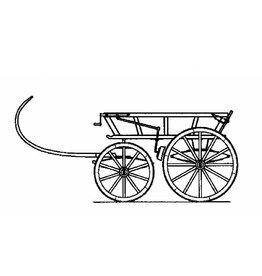 NVM 40.37.009 hondenwagen/slee