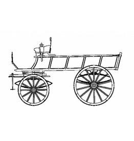NVM 40.38.002 Hollandse kaaswagen