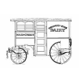 NVM 40.38.030 Amerikaanse melkwagen