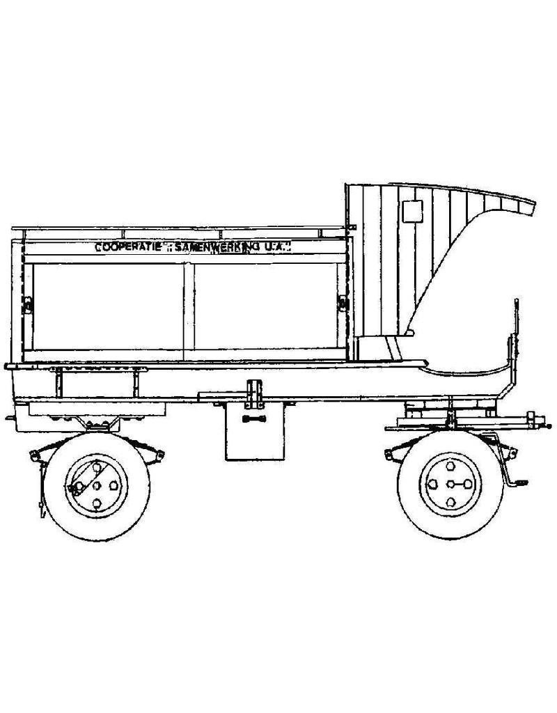 NVM 40.38.049 Groningse brood- en levensmiddelenwagen