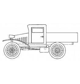 NVM 40.38.050 vrachtauto anno 1930