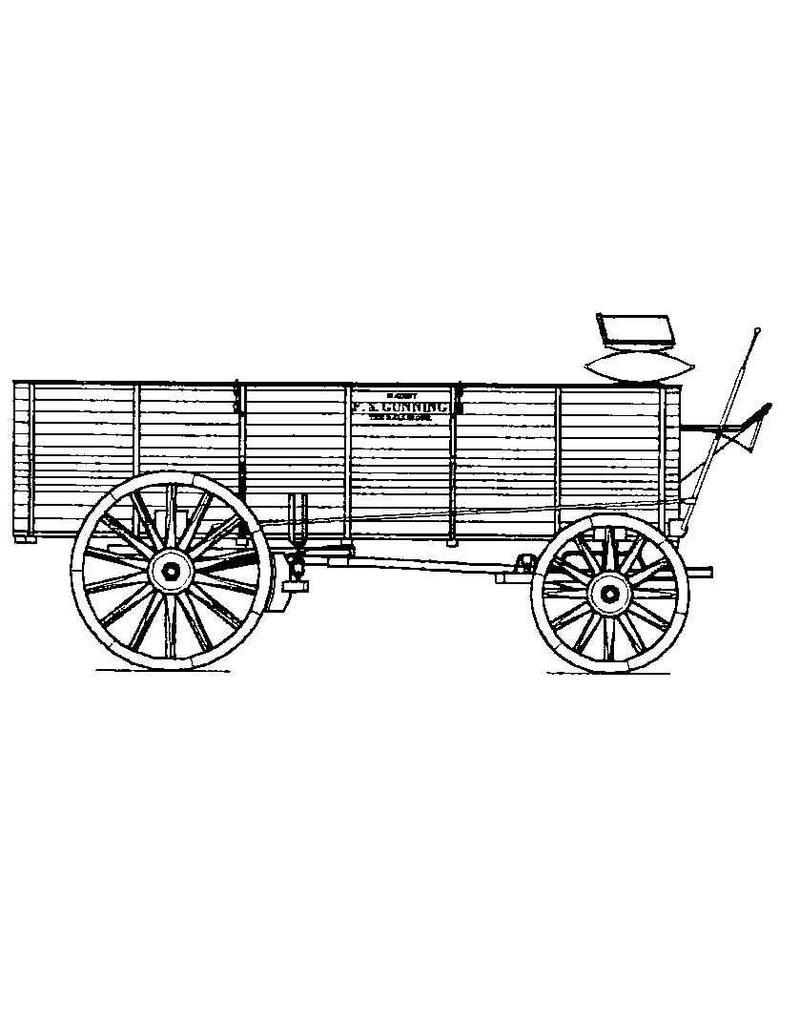 NVM 40.38.054 Canadese graanwagen