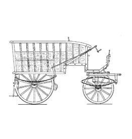 NVM 40.38.061 Kleinvee wagen