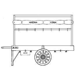NVM 40.39.064 Kortrijkse wolwagen