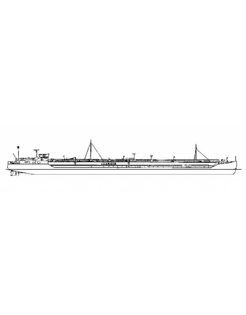 NVM 16.15.009 tanker ms Moesson (1970) - Chemgas