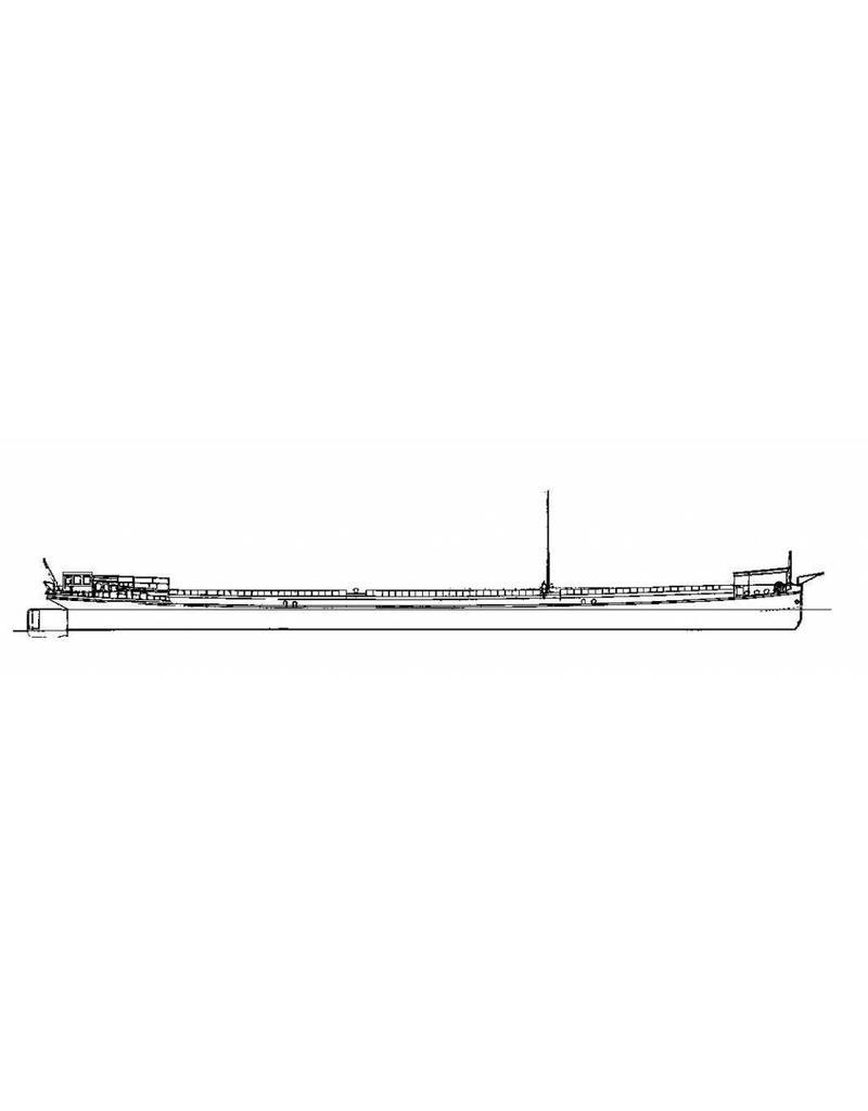 NVM 16.15.010 sleepschip Geziena (1925)