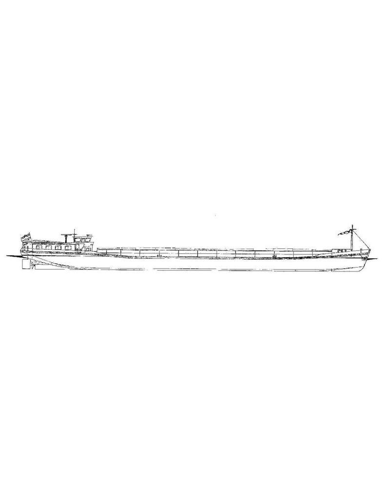 NVM 16.15.012 ms Helena (1980) - H. Bruinsma, R'dam