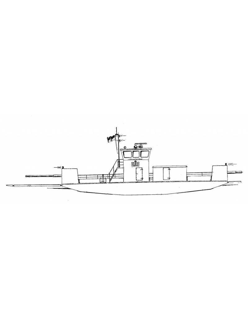 NVM 16.15.018 kabelveerpont BM 9 (1981) - RWS