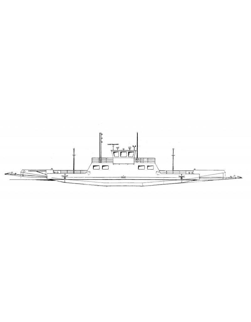 NVM 16.15.020 kabelveerpont BM 12 (1970) - RWS