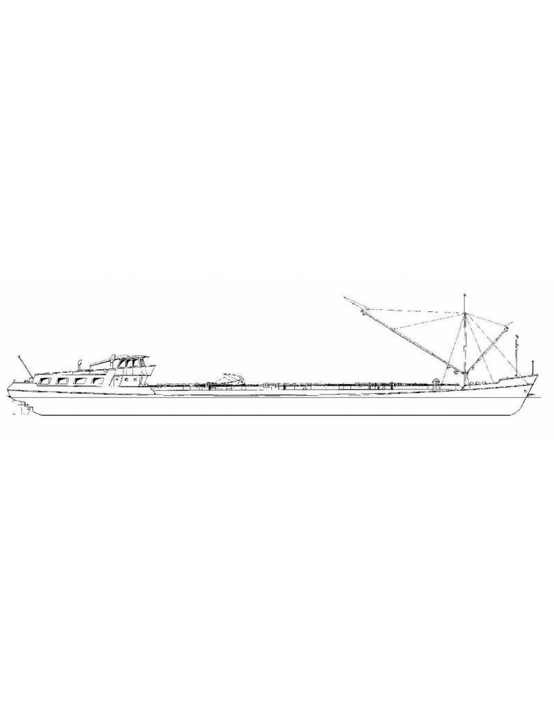 NVM 16.15.040 motortankschip 750 ton (1963) - VTR