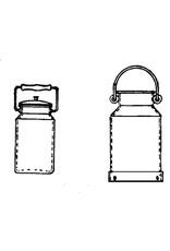 NVM 40.41.010 melkbus, 5 en 10 liter