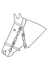NVM 40.41.034 paardentuig voor lichte bedrijfstractie