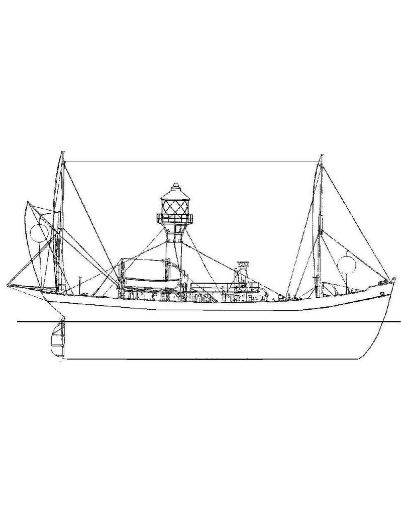 NVM 16.18.012 lichtschip 81 en 82 (1926) - Trinity House