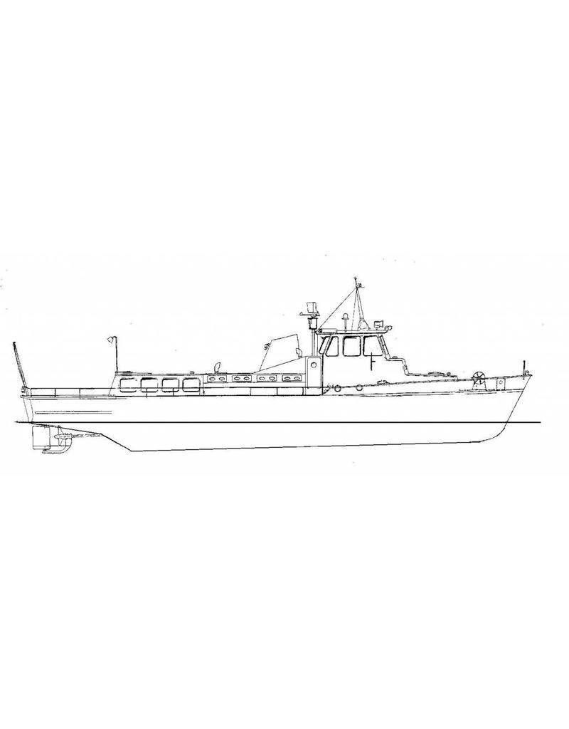 NVM 16.18.015 patrouilleboot ms Politie 11- Rivierpolitie Rotterdam