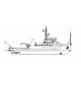 NVM 16.18.021 Onderzoeksvaartuig ms Mitra (1981) - RWS