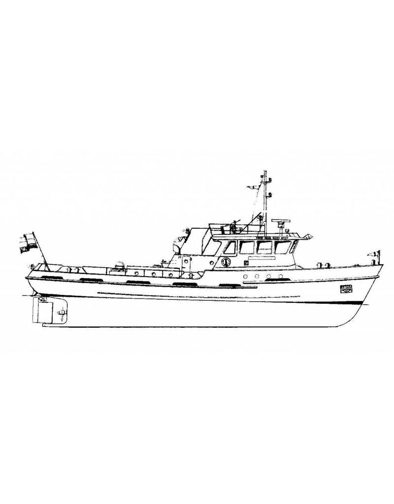 NVM 16.18.030 patrouilleboot RHD III, VIII, IX (1976) - Rijkshavendienst, Rotterdam