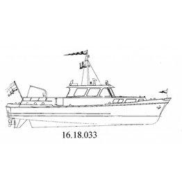 NVM 16.18.033 patrouilleboot RWS 13 (19.. ) - RWS