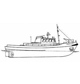 NVM 16.18.038 ms Maassluis (1959) - lichtwachtersvaartuig