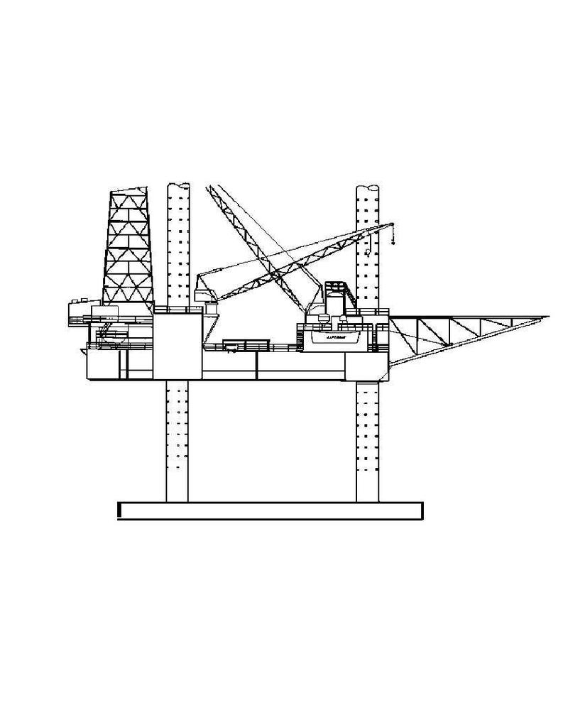 NVM 16.19.006 booreiland Taurus (1981) - Sonat Offshore Drilling, Houston