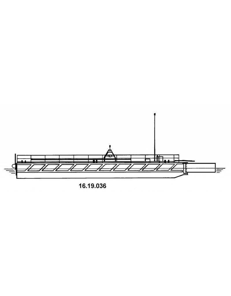 NVM 16.19.036 olie opruimingsvaartuig Oilcrab (1990)