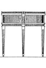 NVM 45.18.009 Louis XVI halve maan commode