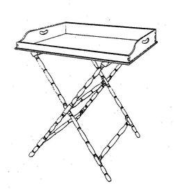 NVM 45.26.016 butler's tray