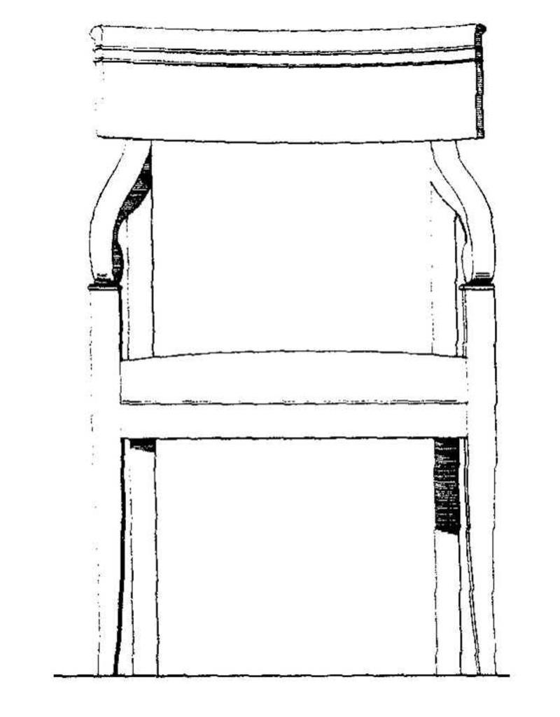 NVM 45.35.007 Biedermeierstoelen