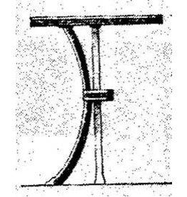 NVM 45.43.002 Empire driepoottafel