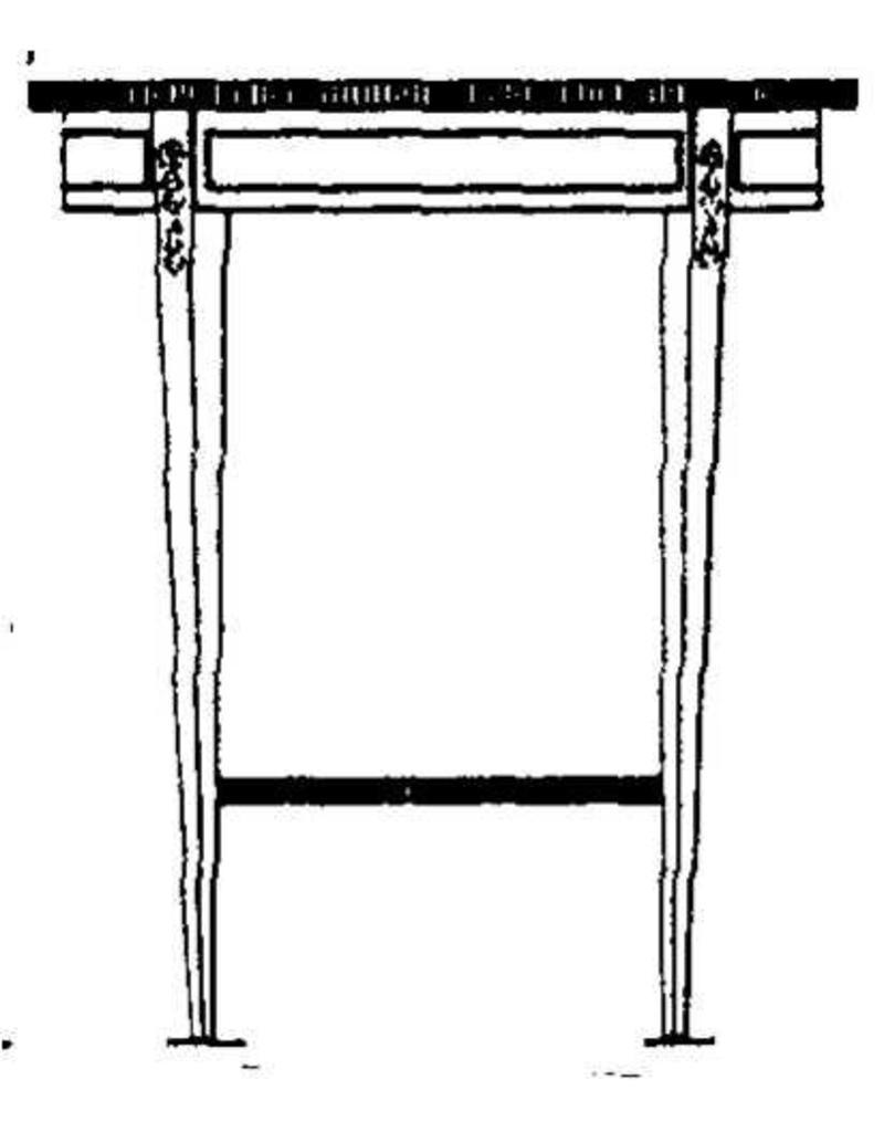 NVM 45.43.007 rond tafeltje, neo-classicisme