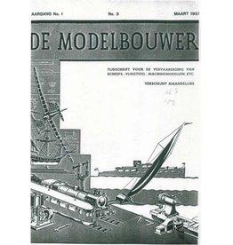 """NVM 95.37.003 Jaargang """"De Modelbouwer"""" Editie : 37.003 (PDF)"""