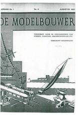 """NVM 95.37.008 Jaargang """"De Modelbouwer"""" Editie : 37.008 (PDF)"""