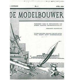 """NVM 95.38.004 Jaargang """"De Modelbouwer"""" Editie : 38.004 (PDF)"""