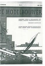 """NVM 95.38.005 Jaargang """"De Modelbouwer"""" Editie : 38.005 (PDF)"""