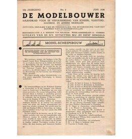 """NVM 95.38.006 Jaargang """"De Modelbouwer"""" Editie : 38.006 (PDF)"""