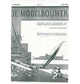 """NVM 95.38.007 Jaargang """"De Modelbouwer"""" Editie : 38.007 (PDF)"""