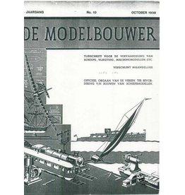 """NVM 95.38.010 Jaargang """"De Modelbouwer"""" Editie : 38.010 (PDF)"""