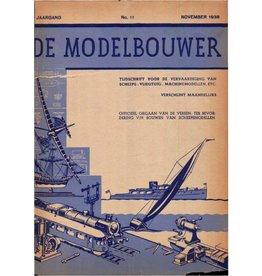 """NVM 95.38.011 Jaargang """"De Modelbouwer"""" Editie : 38.011 (PDF)"""