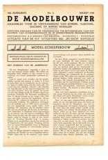 """NVM 95.39.003 Jaargang """"De Modelbouwer"""" Editie : 39.003 (PDF)"""