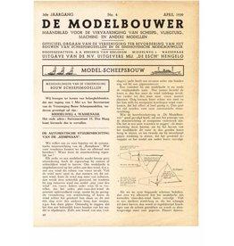 """NVM 95.39.004 Jaargang """"De Modelbouwer"""" Editie : 39.004 (PDF)"""