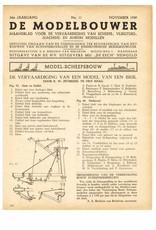 """NVM 95.39.011 Jaargang """"De Modelbouwer"""" Editie : 39.011 (PDF)"""