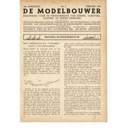 """NVM 95.40.002 Jaargang """"De Modelbouwer"""" Editie : 40.002 (PDF)"""